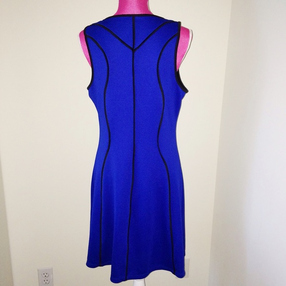 Mossimo Supply Co. Dresses - Mossimo Sleeveless Fit and Flare Dress