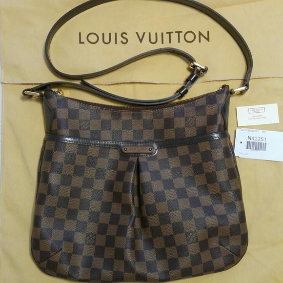 Louis Vuitton Handbags - Authentic Louis Vuitton Bloomsbury PM Damier 6d07cc75e