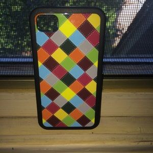 iphone Other - Plaid IPhone 4/4s Case, Never Used, Soft