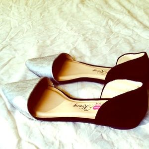 Shoes - Penny & Kenny D'orsay Flats