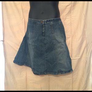 Venezia Dresses & Skirts - Venezia A-line Denim Skirt