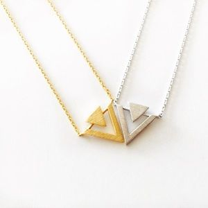 Jewelry - Triforce necklace 😛