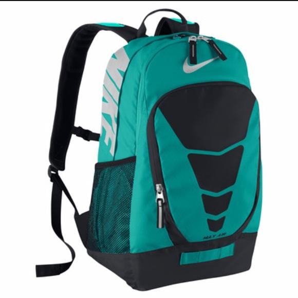 nike air max backpack grey