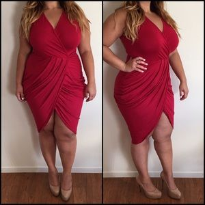 Dresses & Skirts - Sexy Red Dress