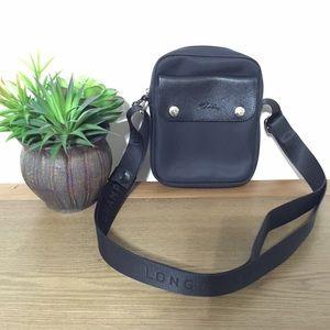 Longchamp mini crossbody travel bag