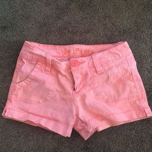 Denim - Size 0 shorts
