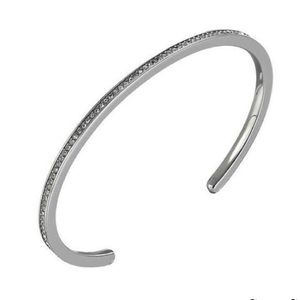 MICHAEL KORS PAVE CUFF BANGLE