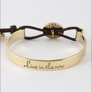 Jewelry - 🍉 Live in the Now Bracelet