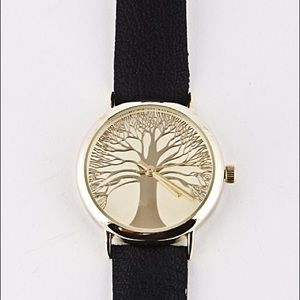 Jewelry - Tree of Life Watch