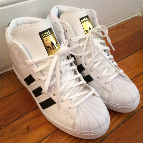 superstar wedge adidas