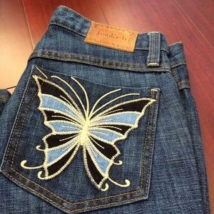 Frankie B. Denim - Pretty!!! New! Frankie B jeans
