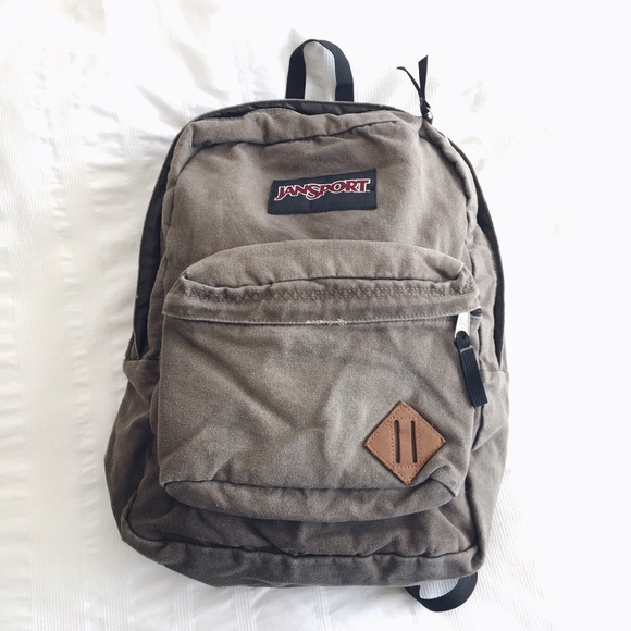 63% off Jansport Handbags - JANSPORT Backpack / / Like new, never ...