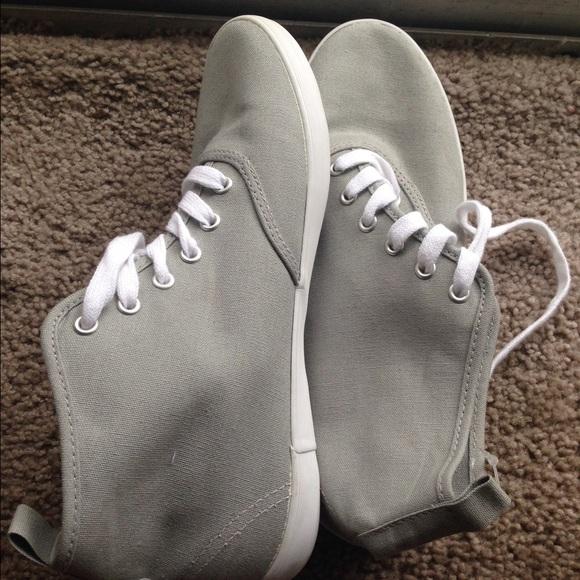 H\u0026M Shoes | Hm High Top Sneaker | Poshmark