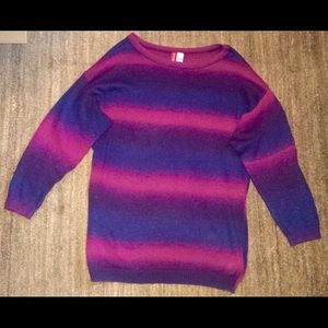 New (never worn) Multicolor sweater