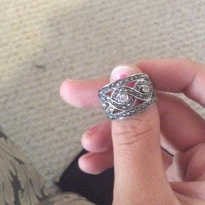 Jewelry - marcasite ring