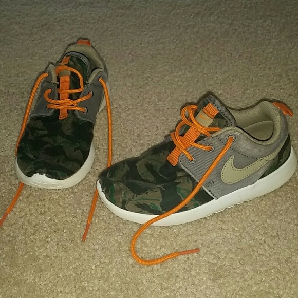 Nike Free Run Taille De Garçons 13c