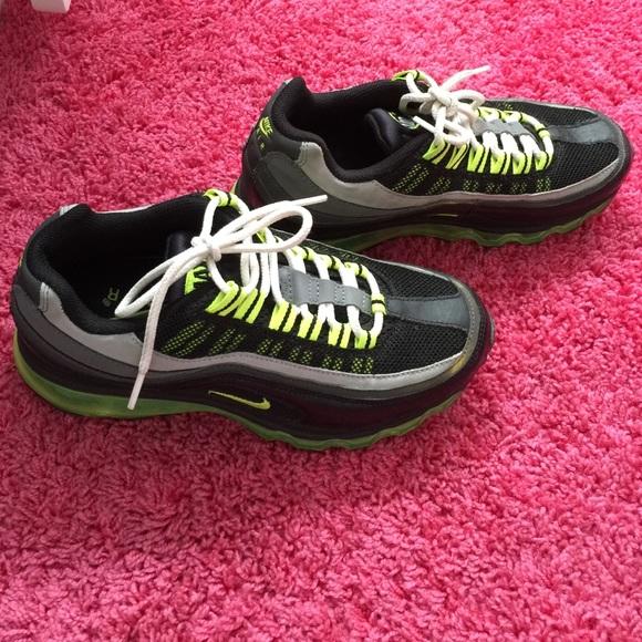 New Nike Running Shoes For Women Neon Yellow Nike Shoes Nike Shoes Women