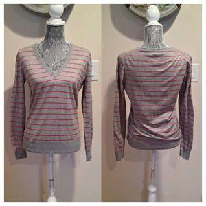 J. Crew striped sweater