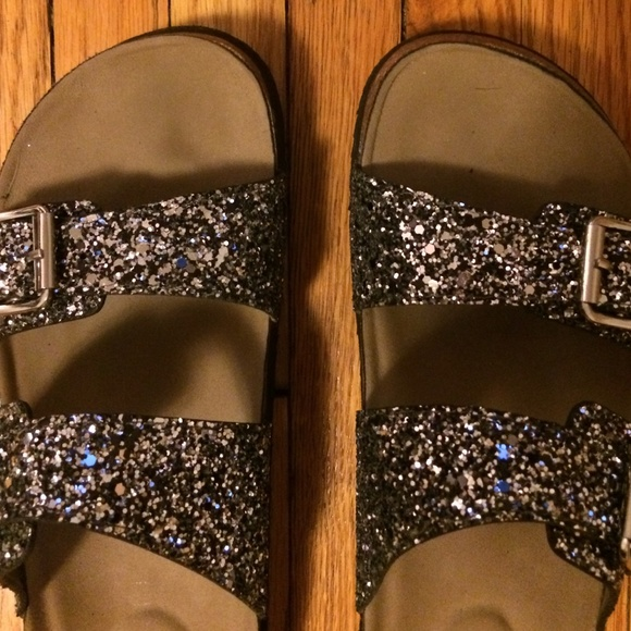 44 Off Steve Madden Shoes Steve Madden Glitter