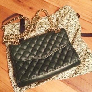 Rebecca Minkoff quilted crossbody.