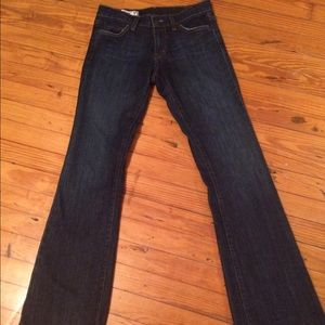 Red engine Scarlett jeans perfect condition!