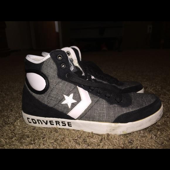 Converse Shoes - Black 0f183ed99