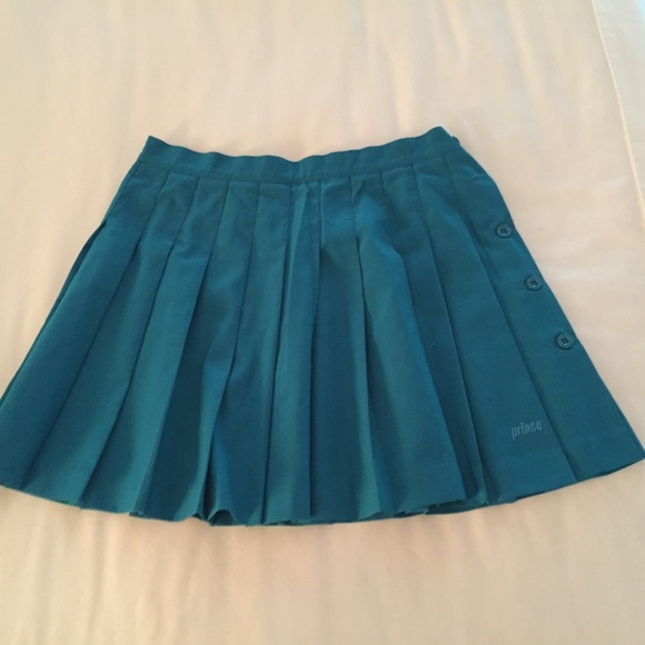 84 prince other classic pleated tennis skirt from