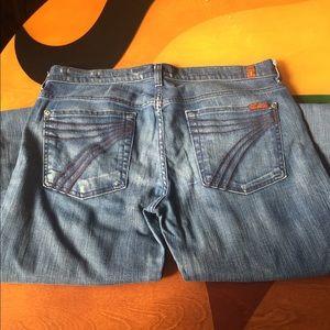 """7 for all Mankind Denim - 7FAM """"Dojo"""" Jeans"""