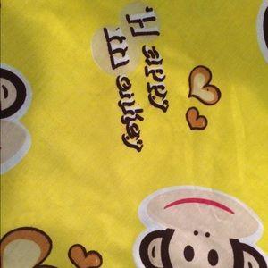 Happy Monkey design