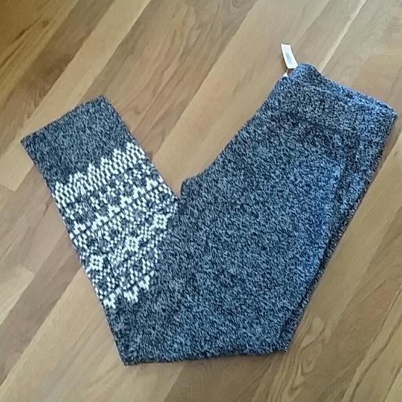 GAP - New Gap sweater knit leggings from Brittany's closet on Poshmark