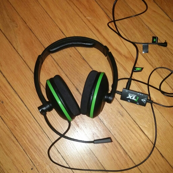3365e57fe35 Other | Earforce Xl1 Turtle Beach Headset Not For Trade | Poshmark