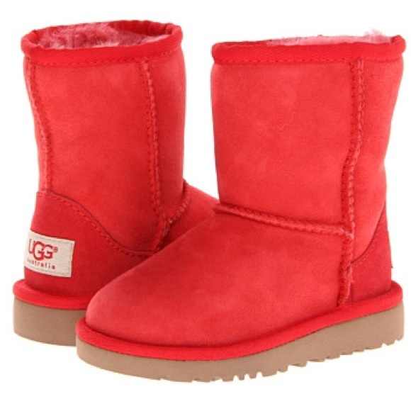 cheap red ugg boots
