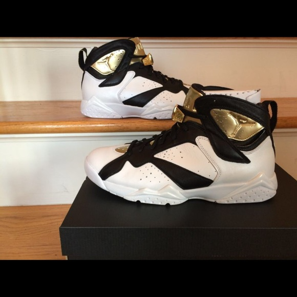 best sneakers cb305 d19f7 JORDAN 7 VII RETRO CHAMPIONSHIP PACK CHAMPAGNE. NWT. Nike