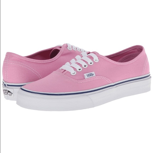 Vans Light Pink 73% off Vans Shoes - L...