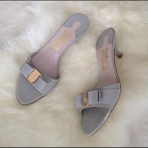 fd3703fd48 Salvatore Ferragamo Shoes | Ferragamo Glory Slide Sandal | Poshmark