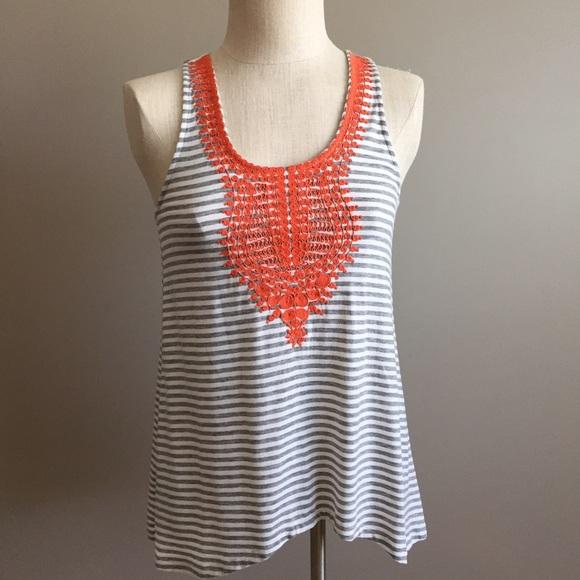 Thml kahlo racer back striped maxi dress