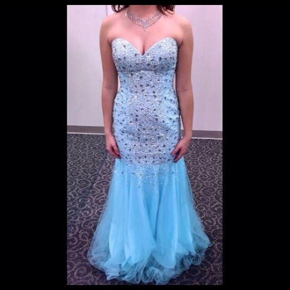 Prom Dress Sea