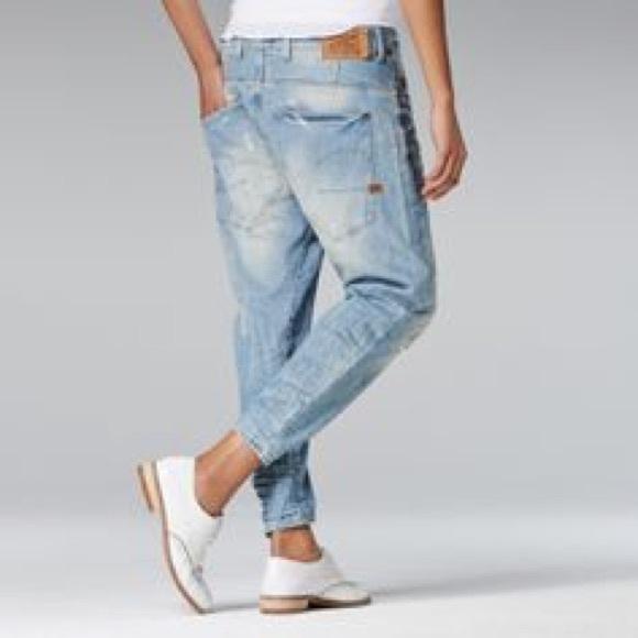 16 off g star pants g star raw women 39 s boyfriend jeans. Black Bedroom Furniture Sets. Home Design Ideas