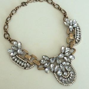 Classic statement necklace
