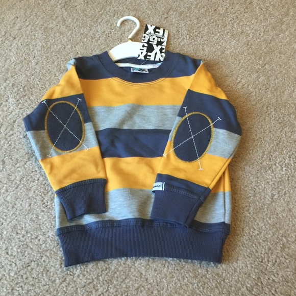 Tops - Boys striped top