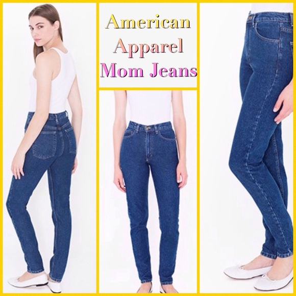 24% off American Apparel Denim - American Apparel Dark Wash High