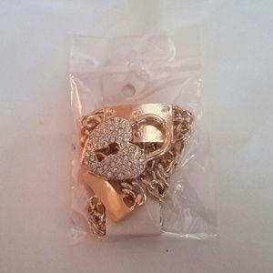 Jewelry - Fashion Bracelet with Heart Locket