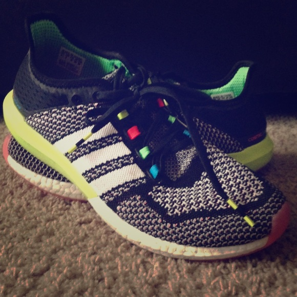 09f9f751699865 Adidas Shoes - Adidas Women s Cosmic Boost sneakers