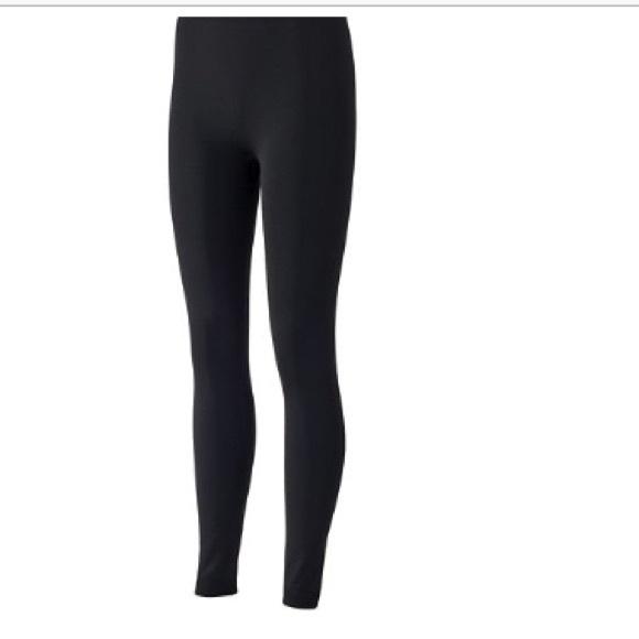 00960362b80f74 Chances R Pants   Sale Pricefleece Lined Leggings Teen Juniors ...