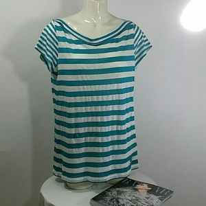 Burberry Tops - *100 % authentic Burberry brit top turquoise