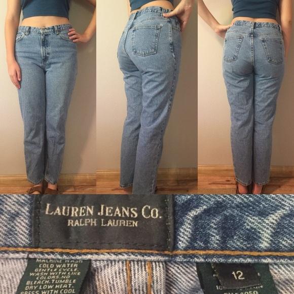 efe9d0625bd1b Ralph Lauren Jeans | Lauren Co High Waisted | Poshmark