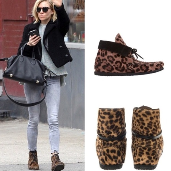 69% off Isabel Marant Shoes - Isabel Marant Moccasin Ankle Boots ...