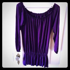 Tops - Purple day