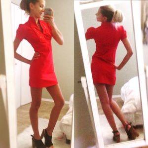 ⭐️RARE⭐️BeBop Sailor Pin-up Dress in Red!