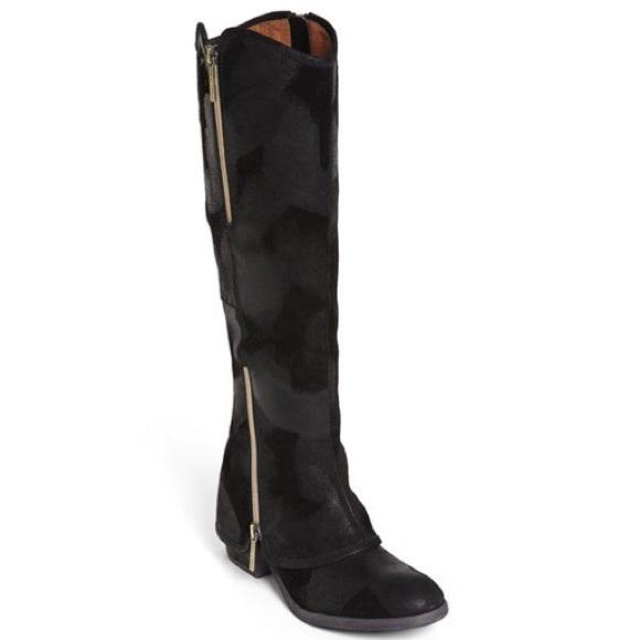 77638c2eee5 Donald J. Pliner Boots - Donald J Pliner Devi 3 Black Vintage Suede Boots